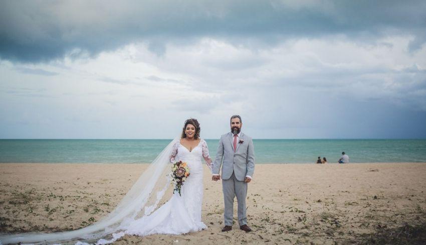 Casamento em João Pessoa: Dani e Danilo
