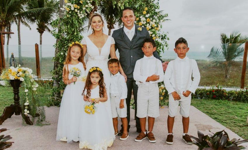 Casamento em João Pessoa: Elza e Lucas