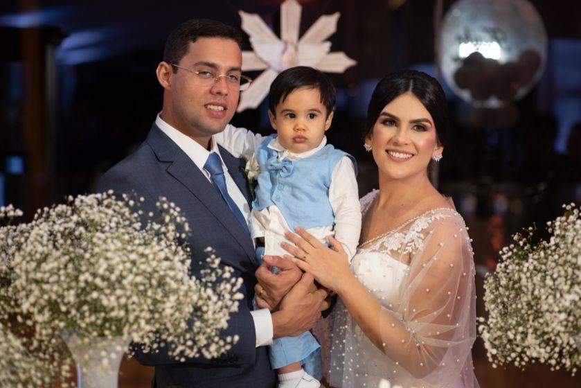 Casamento em João Pessoa: Lucivânia e Brenno