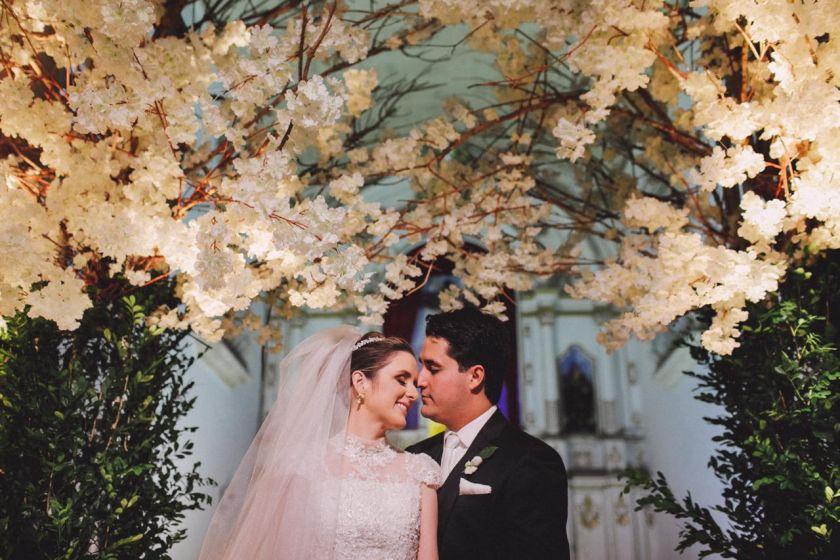 Casamento em João Pessoa: Marcella Pedrosa  e Flávio Montenegro