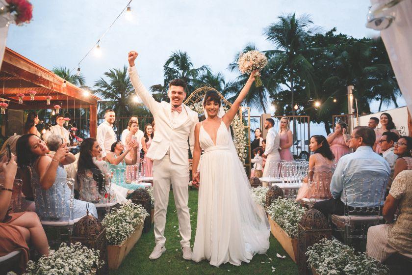 Casamento em João Pessoa: Mary Ellen e Paulo Eduardo