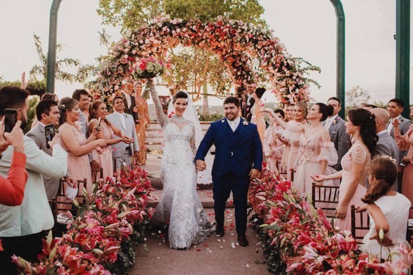 Casamento em João Pessoa: Sabrine Pontes e Ronaldo Cardoso
