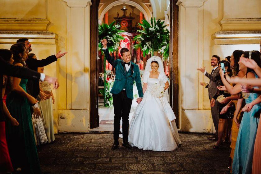 Casamento em João Pessoa: Salieri Lima e Lourena Guedes