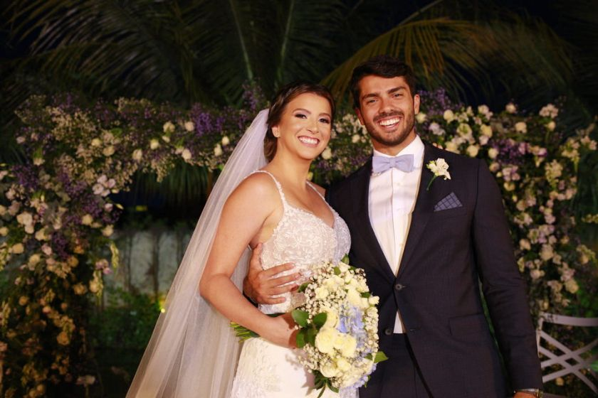 Casamento em João Pessoa: Taíssa e Vitor