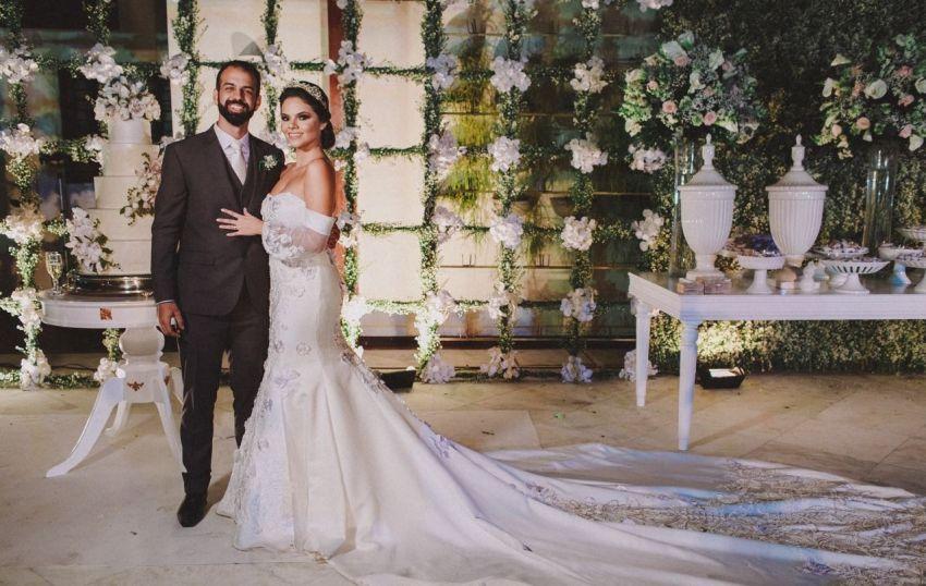 Casamento Fabiane e Daniel