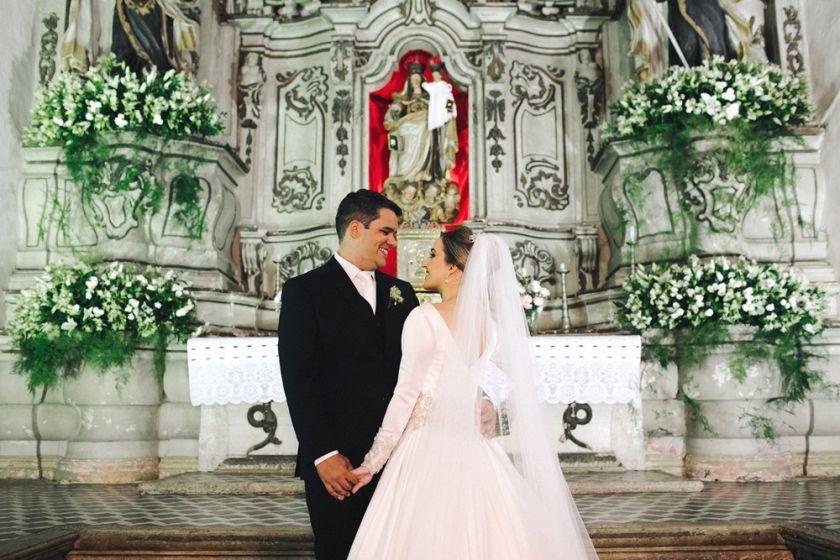Casamento Fred Pedrosa e Bianca Ribeiro