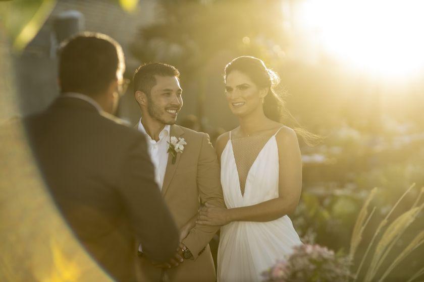 Casamento Germana e Sidney