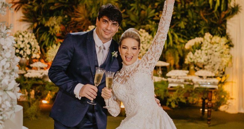 Casamento Julia e Robinho