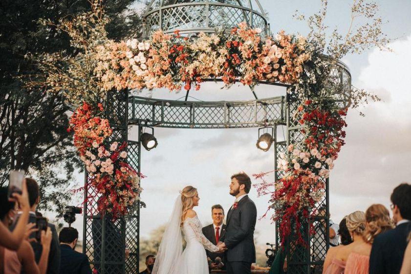Casamento na Fazenda - Juliana Figueiredo e Bruno Cunha Lima