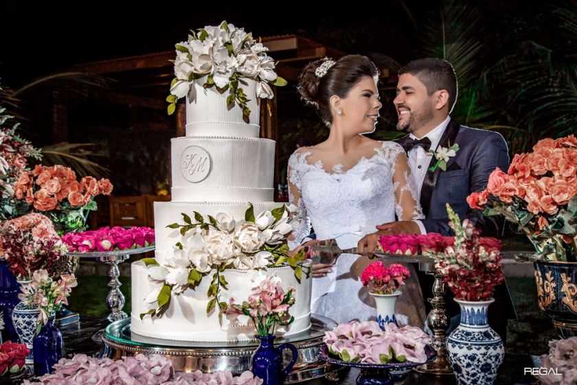Casamento Karolyna Feijó e Marinaldo