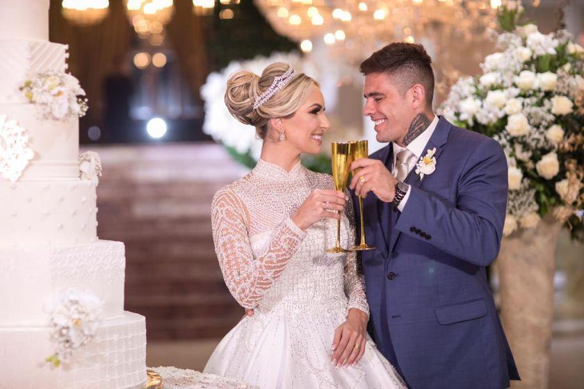 Casamento Larissa Zagel e Marcelo Henrique