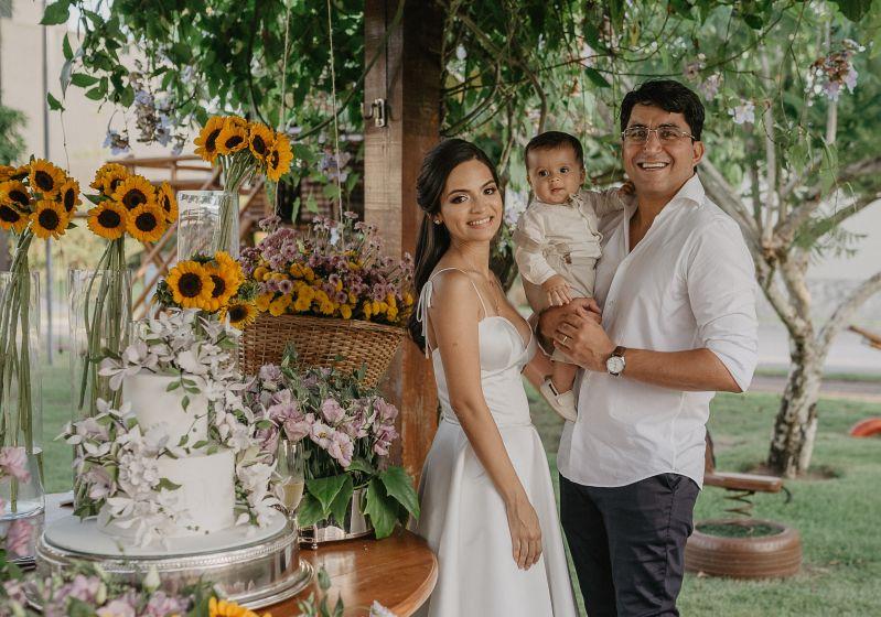 Casamento Lorenna e Maurício