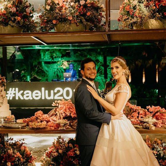 Casamento Lucas Lopes Camargo e Karina Dohme - Atriz no seriado Sandy & Junior