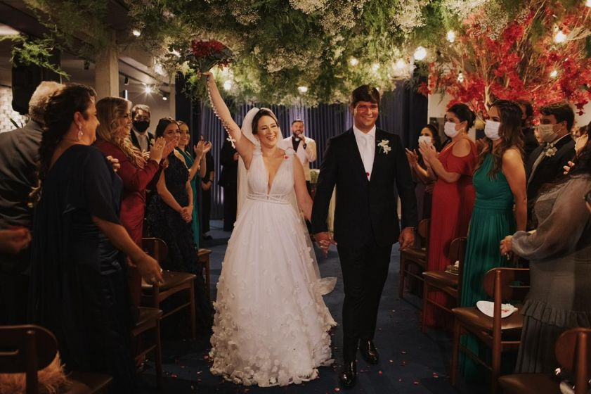Casamento Marina Pedrosa e Germmanno