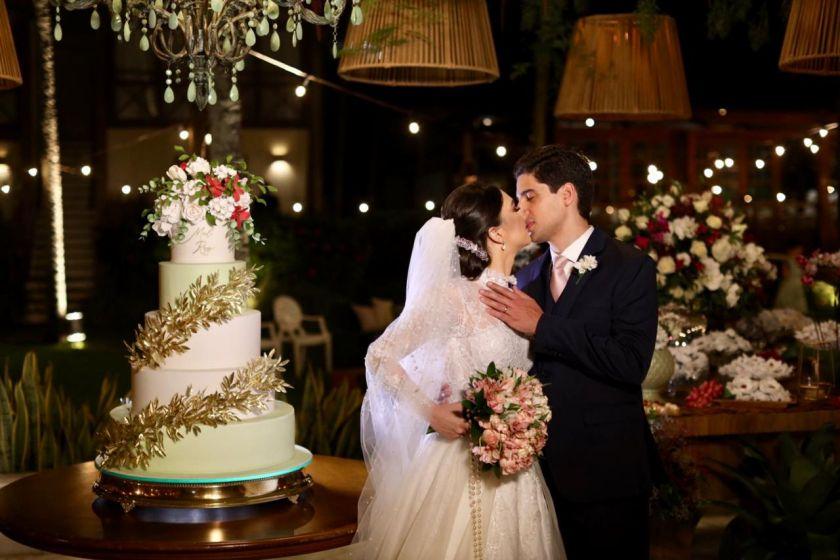 Casamento: Melissa Toscano e Ruy César