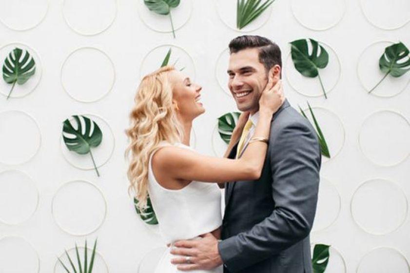 Casamento Moderno e Minimalista
