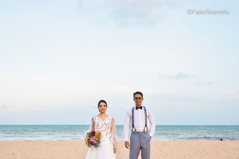 Casamento na Praia no Porto Pinheiro