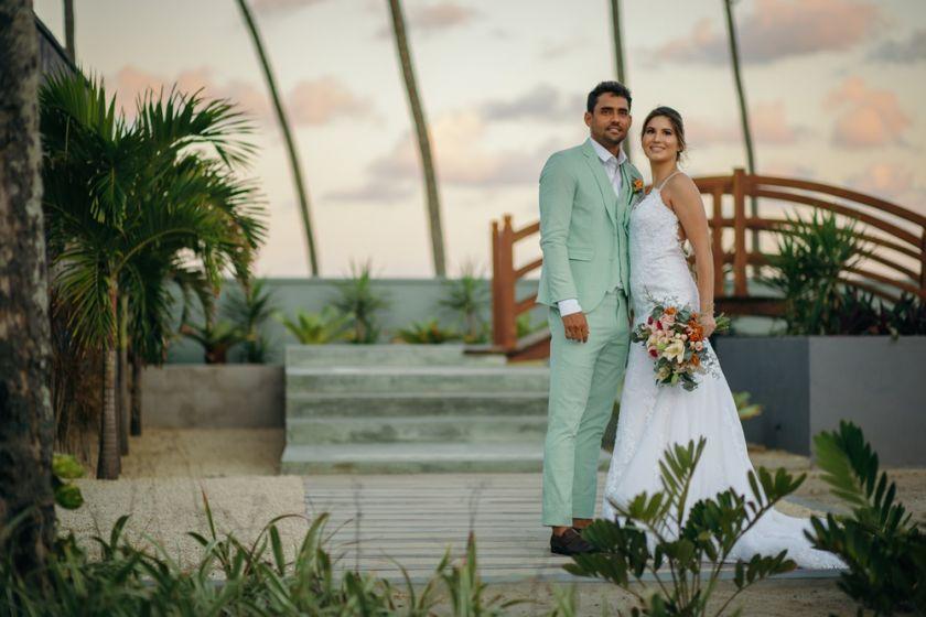 Casamento na praia em João Pessoa