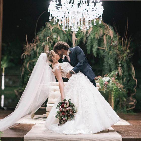 Casamento Niina Secrets e Guilherme de Oliveira