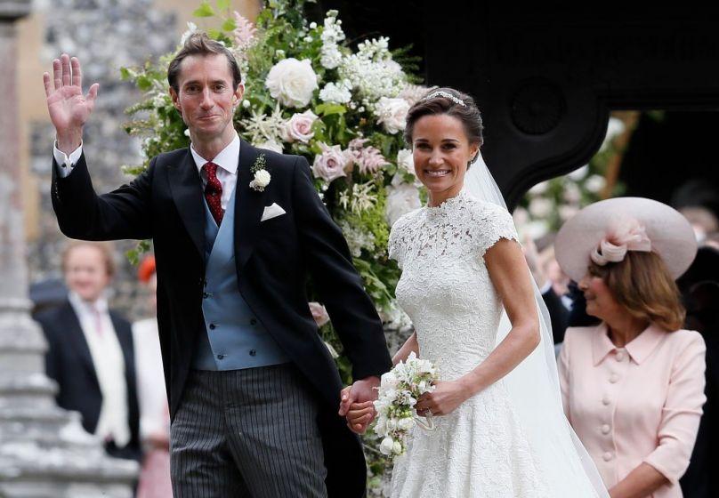 Casamento Pippa Middeton e James Matthews