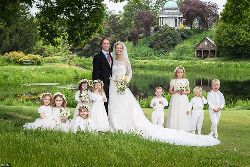 Casamento Real: Lady Gabriella Windsor e Thomas Kingston