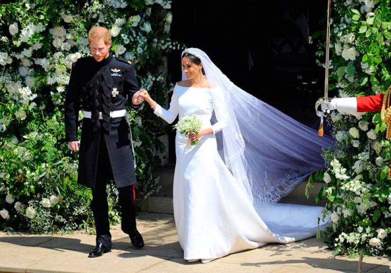 Casamento Real: Meghan Markle e Príncipe Harry