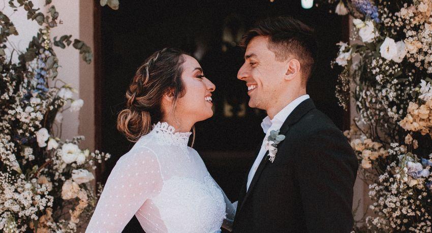 Casamento religioso com efeito civil - Livia e Luan