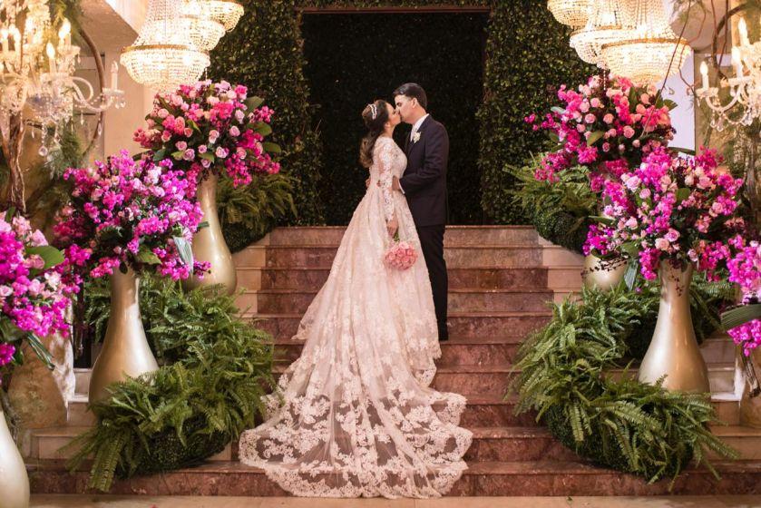 Casamento Sarah e Cláudio