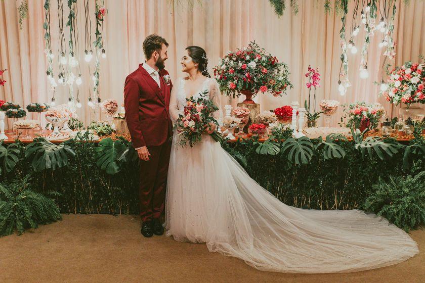 Casamento Thaise e João Maroja