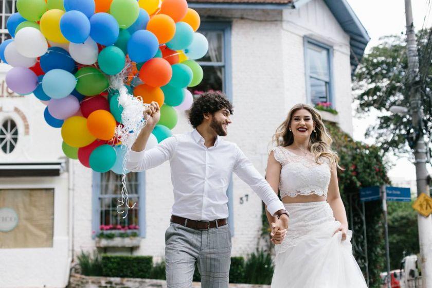 Casamento da blogueira Niina Secrets com Tema: