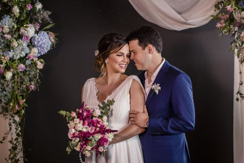 Casamento e Chá de Revelação - Vanessa e Samuel
