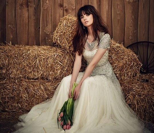 Vestidos de Noiva Jenny Packham - NY Bridal Week 2016