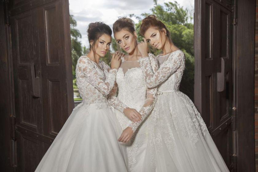Vestido de Noiva - Glamour Noivas by Luciana Vilhena