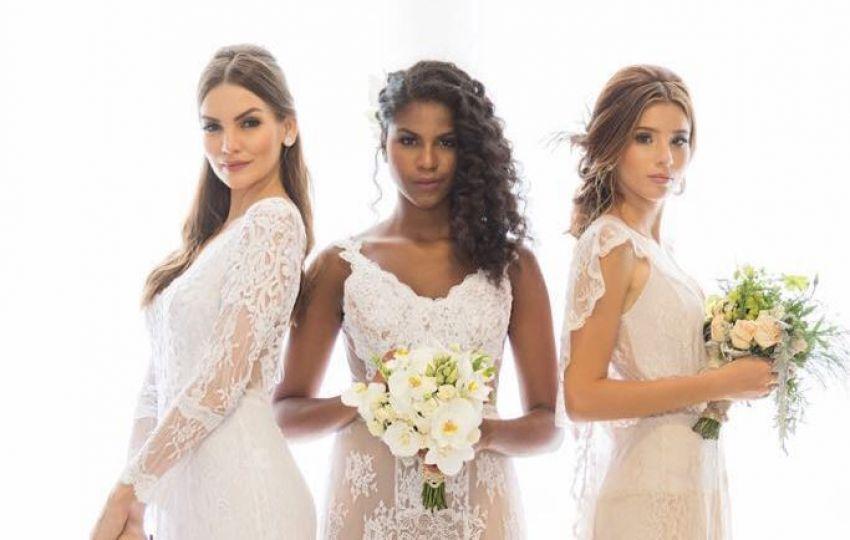 Coleção Mar - Vestidos de Noiva por Valéria Gurgel