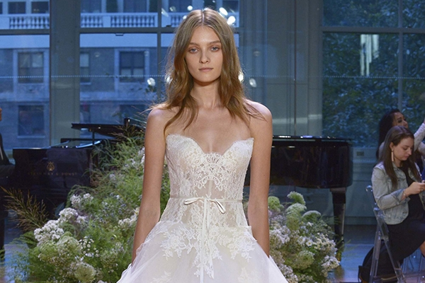 Vestidos de noiva Monique Lhuillier - NY Bridal Week 2017