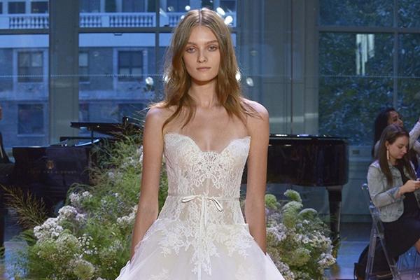 Vestidos de noiva Monique Lhuillier - NY Bridal Week 2017