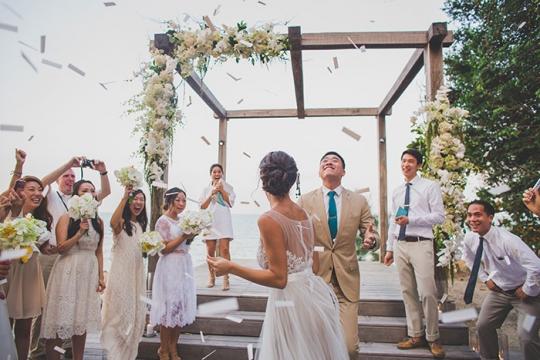 Destination Wedding - Tailândia