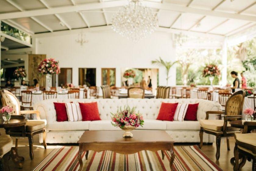 Home Wedding Decor: Decoração de casamento no estilo receber em casa