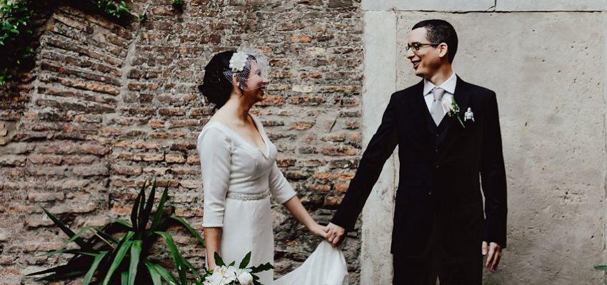 Destination Wedding na Itália: Ariadne Marques e Guilherme Honorato