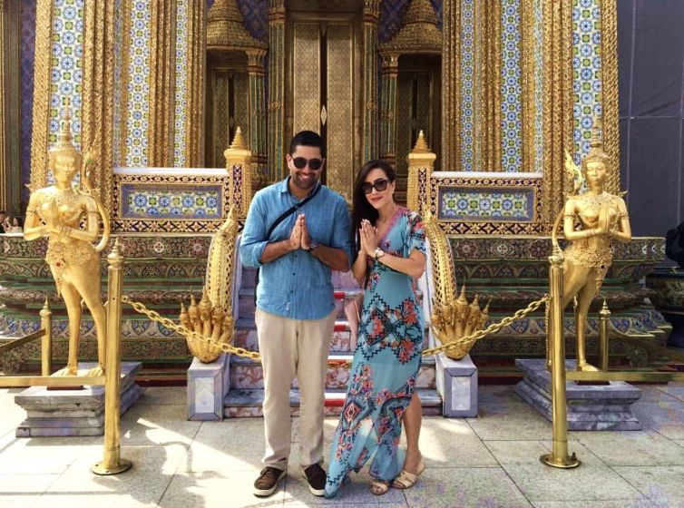 Diário de uma noiva: Lua de mel na Tailândia - Parte 1