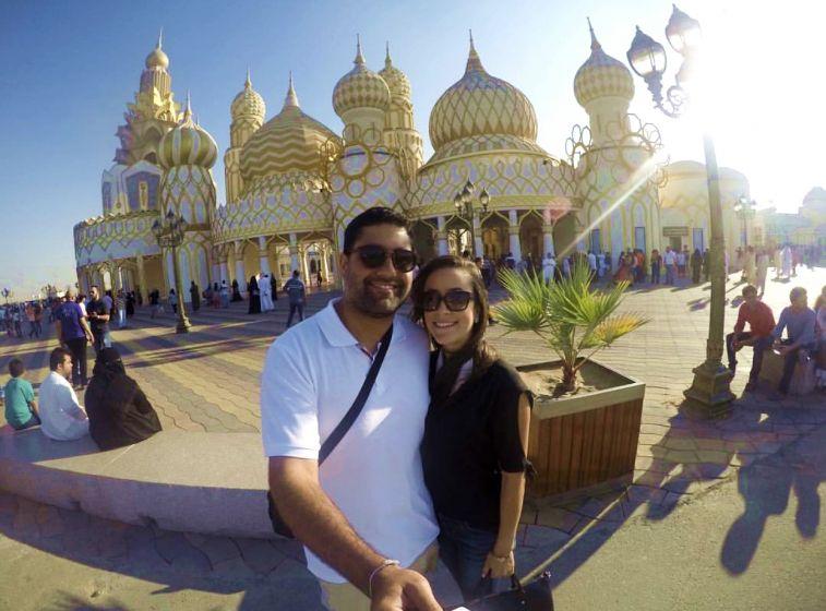Diário de uma noiva: Lua de mel Parte 2 - Dubai, Abu Dhabi e Singapura