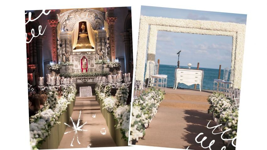 Dicas para escolher a decoração de casamento