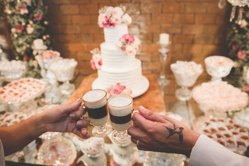 Dicas para incluir o café no casamento