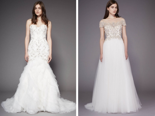 New York Bridal Week - Outono 2016