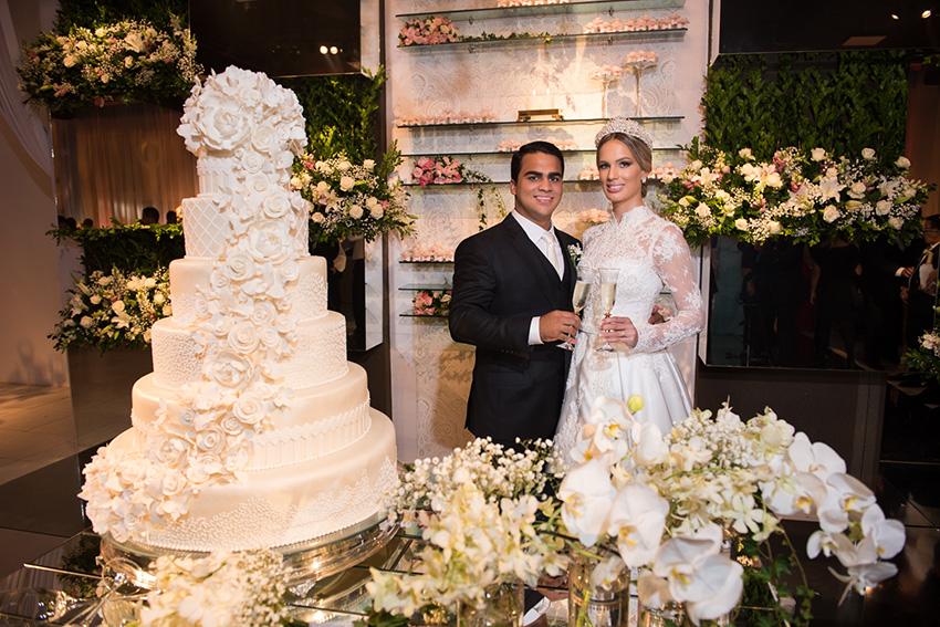 Casamento em João Pessoa Rafaella e José Neto