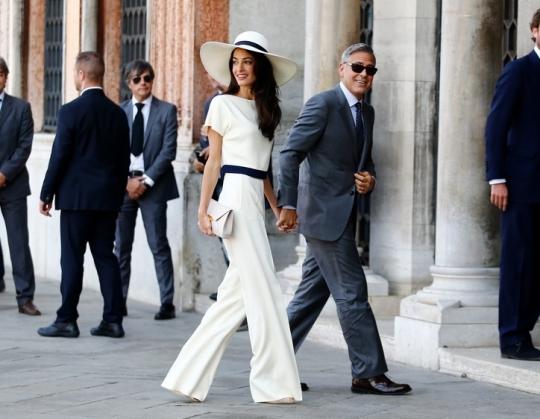 Casamento de George Clooney e Amal