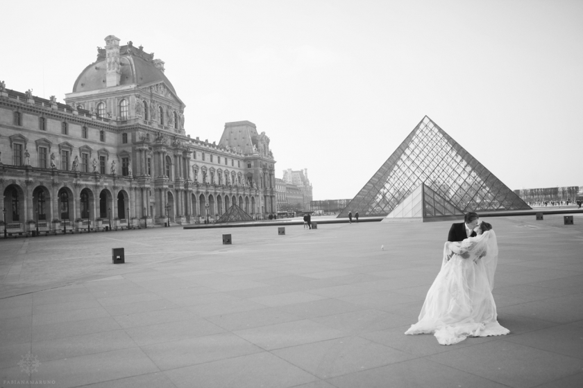 Ensaio em Paris - Simone e Aécio