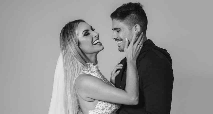 Ensaio Pré Wedding - Larissa Zagel e Marcelo Henrique