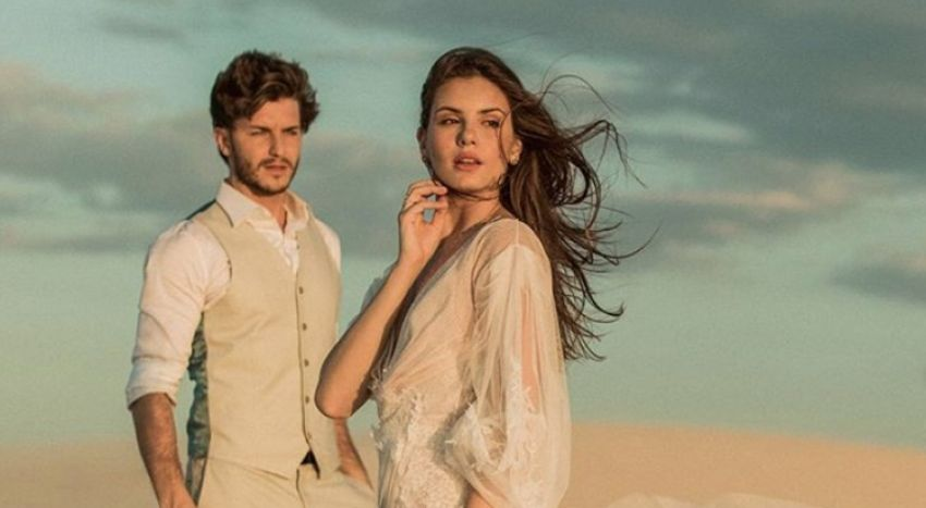 Ensaio pré-wedding: Camila Queiroz e Kleber Toledo