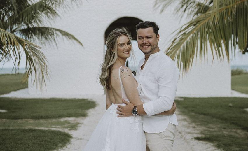 Ensaio  Pré Wedding em São Miguel dos Milagres - Vanessa e Jair